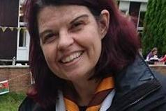Julie Redpath - CSL (Akela) Pegasus