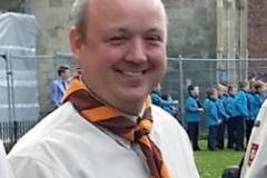 Kevin Blount - Quartermaster