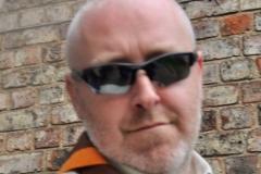 Robin Hughes - Fundraising Chairman